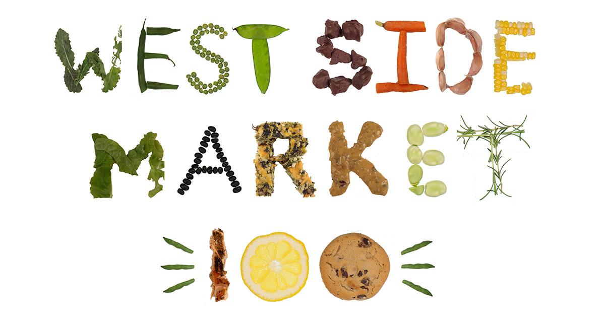 Food font food font at the west side market festival and for Cuisine font
